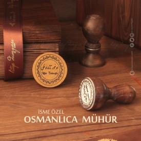Osmanlıca İsme Özel Mühür - Talik Hat