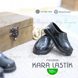Minyatür Kara Lastik