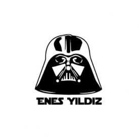 Star Wars Karakteri - İsme Özel Damga