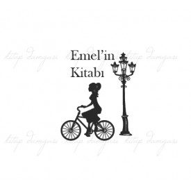Sokaktaki Bisikletli Kız